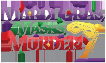 Mardi Gras, Masks, Murder!