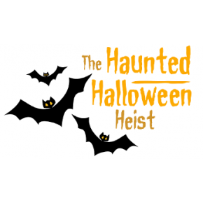 The Haunted Halloween Heist - Mystery Party Kit