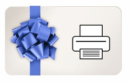 Gift Card (Print at Home)