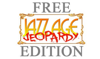 Jazz Age Jeopardy - Free Edition