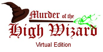 *POSTPONED* Murder of the High Wizard - Virtual Murder Mystery (Grades 6-12)
