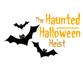 Haunted Halloween Heist - Mystery Party Kit