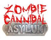 Zombie Cannibal Asylum - Mystery Party Kit