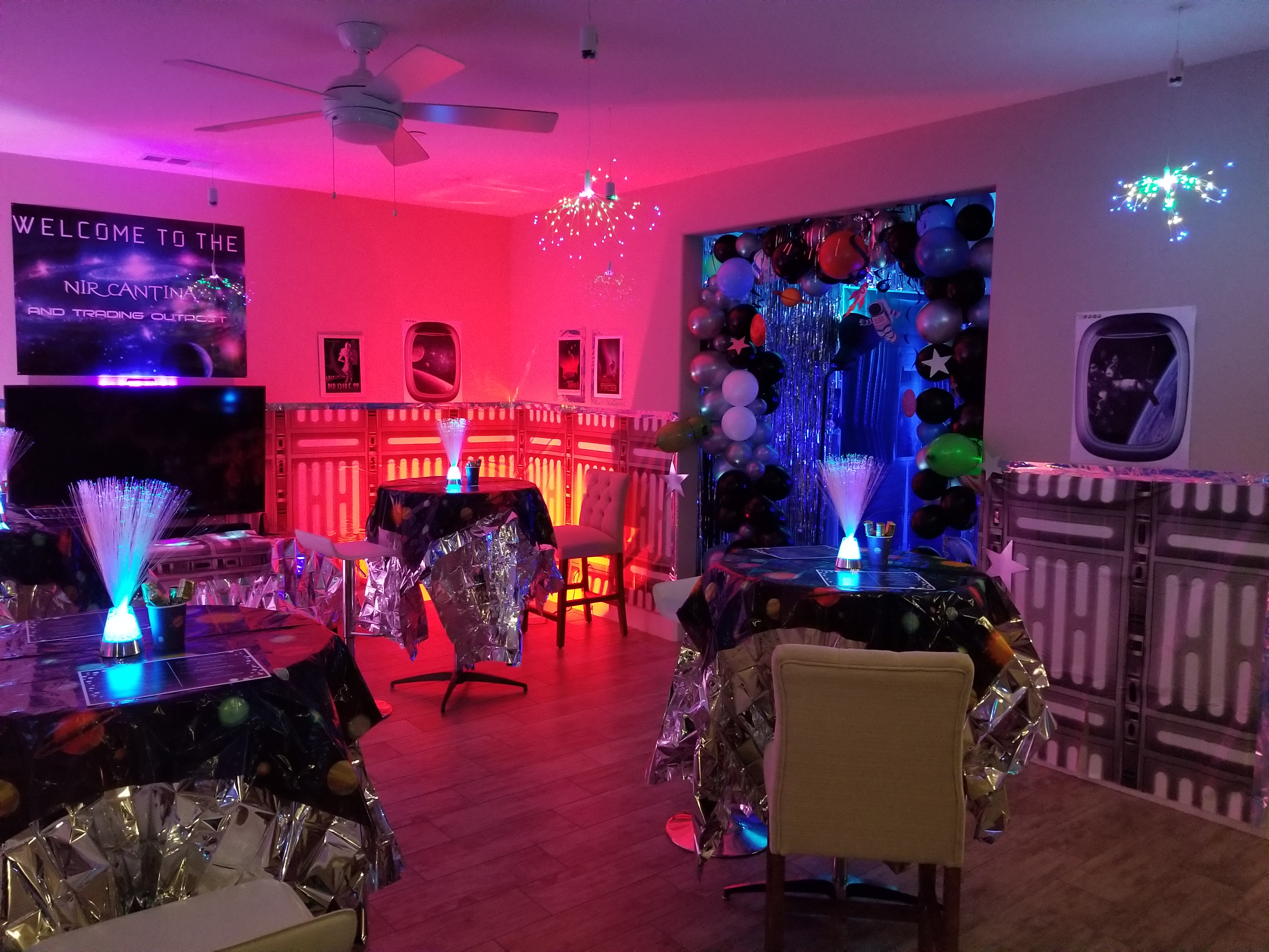 Brilliant Murder Mystery Party Kit Murder At The Nir Cantina Pabps2019 Chair Design Images Pabps2019Com