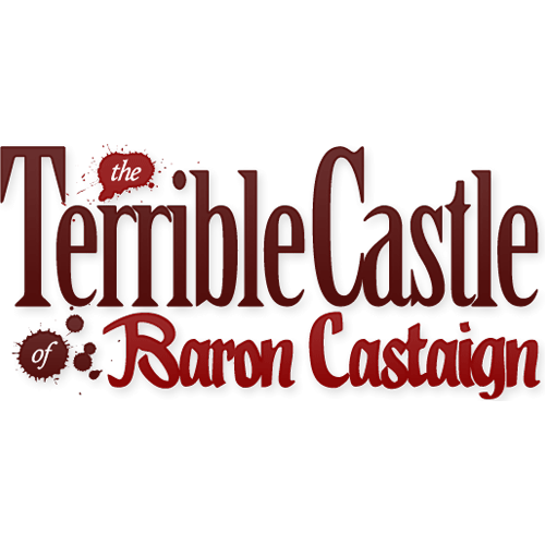 The Terrible Castle of Baron Castaign - Murder Mystery Game Kit