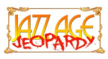 Jazz Age Jeopardy - Mystery Party Kit